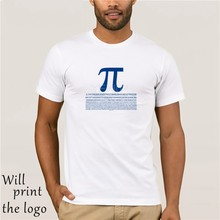 631c01f2 Mens Pi Numbers T-Shirt - Funny t shirt mathematics maths science joke  fashion(