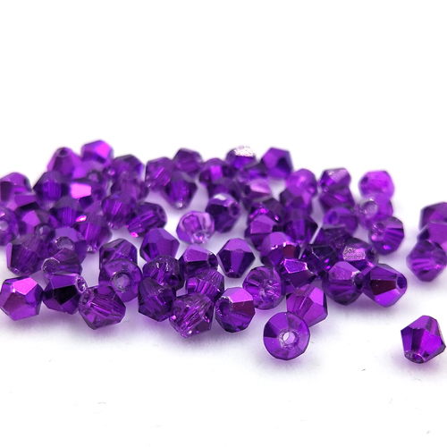 Новинка 5301 4 мм 1000 шт стеклянные кристаллы бусины биконус граненый свободный разделитель бисер бусины Fantas AB DIY Изготовление ювелирных изделий U выбор цвета - Цвет: 240