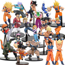 8-30cm Dragon Ball Z Action Figure Collection
