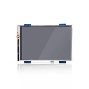Image 3 - 3.5 אינץ LCD HDMI USB מגע מסך אמיתי HD 1920x1080 LCD תצוגה עבור פטל 3/2/B +/B/+