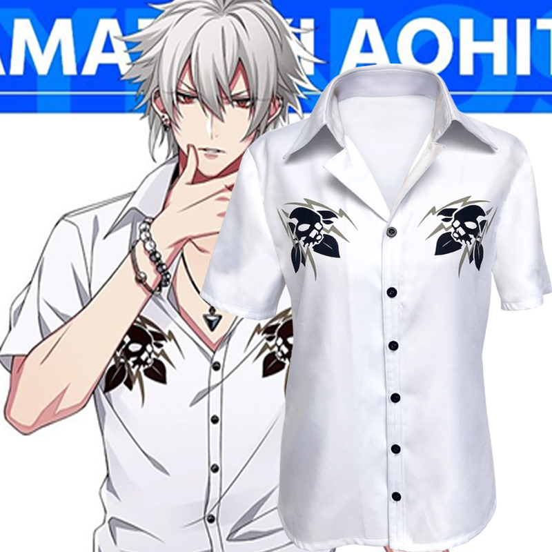 Amine Division Rap Battle Hypnosismic Samatoki Aohitsugi Mr.Hc Cosplay Costume For Halloween Christmas Costume