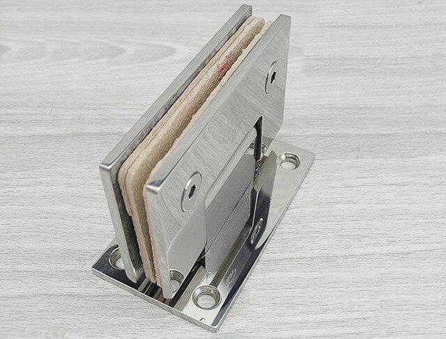 Door Home Hardware Stainless Steel 304 Wall Mount Glass Shower Door
