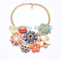 Fashion Spring Florid Necklace