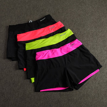 Hot Sexy Fitness Workout Quick drying Women Shorts Yoga Sportswear font b Running b font Shorts