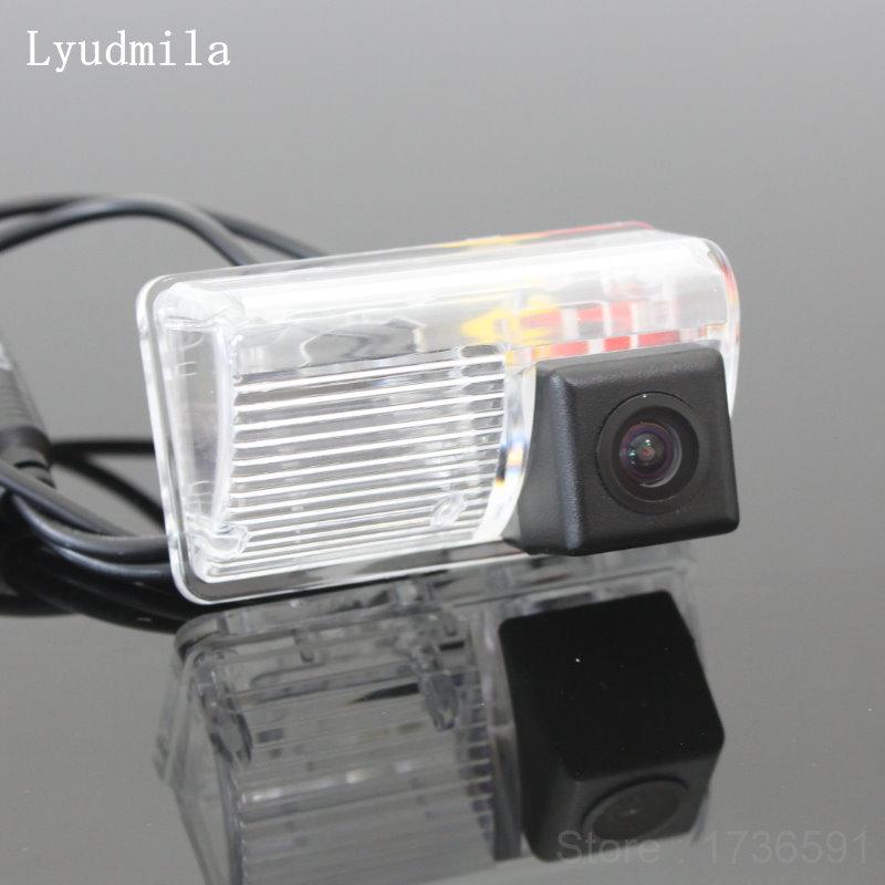 Lyudmila Wireless Camera For TOYOTA Avensis T250 T270 2003~2015 Car Rear view Camera HD  ...