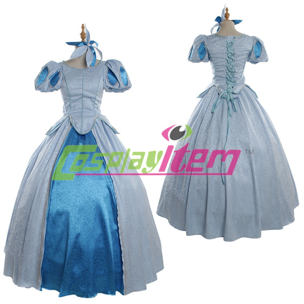 Customized movie Little Mermaid cosplay Ursula Cosplay Ariel Costume dress - Cosplayitem COS store