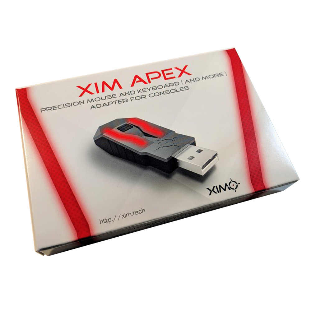 XIM أبيكس أعلى الدقة الماوس ولوحة المفاتيح محول Conventer ل