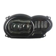 Para bmw r1200gs farol protetor lense guarda capa para bmw r 1200 gs óleo de refrigeração guarda lente capa 2005 2006 2010 2011 2012
