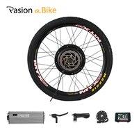 48V 1000W Electric Bike Conversion Kit 1000W Electric Motor Wheel MTB Electric Bicycle Rear Wheel Hub Motor e Bike Kits