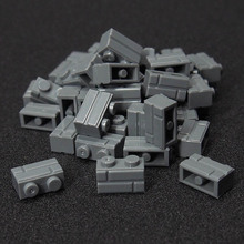 48Pcs MOC City Friend Figures building blocks wall DIY Blocks Baseplate Small Bricks Base Compatible font