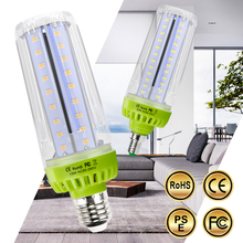 E27 LED Light 110V Corn Bulb 10W 15W Lampade E14 220V 20W Lamp Indoor Lighting 5736SMD Bombillas No Flicker