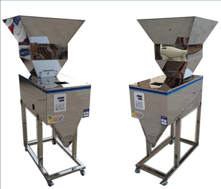New Model Powder Filling Machine With Big Hopper