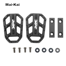 MAIKAI Motorcycle Accessories FOR BMW S1000XR S1000 XR 2015-2017 CNC Aluminum Alloy Widened Pedals
