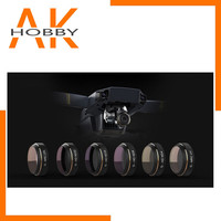 PGY G UV ND4 ND8 ND16 ND32 CPL HD Lens Filters Set for FPV DJI MAVIC Pro Drone