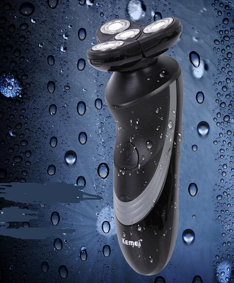 3D electric razor rechargeable washable floating head men shaver beard mustache shave clipper beard trimmer razor man shaver 3d men shaver electric razor rechargeable washable 3 blades hair trimmer clipper 3 in 1 beard cutting shaving machine for men
