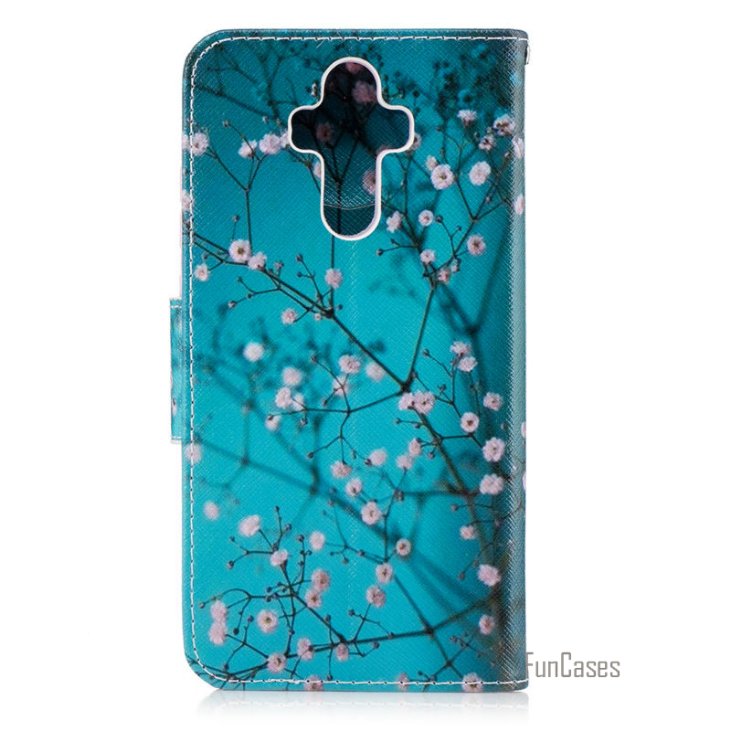 Luxury Leather For Huawei Mate 9 Case Flip Cover Cases For Huawei Mate 9 Bags Phone Protective Dirt-resistant with Card Insert