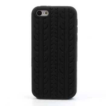 Tire Tread Flexible Silicone Case for all iPhones