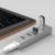 Nova Arrivel USB Hub 4 Portas, Construído Em alumínio para iMac, MacBook/Pro/Air, Mac Mini e Mais PC USB 3.0 HUB Divisor de Prata