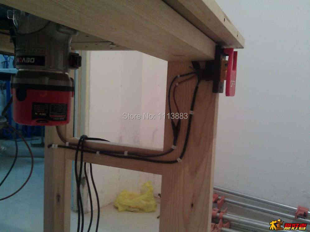 kjd17b electromagnetic switch paddle on/off safety switch 220v 16a for table  saws router tables