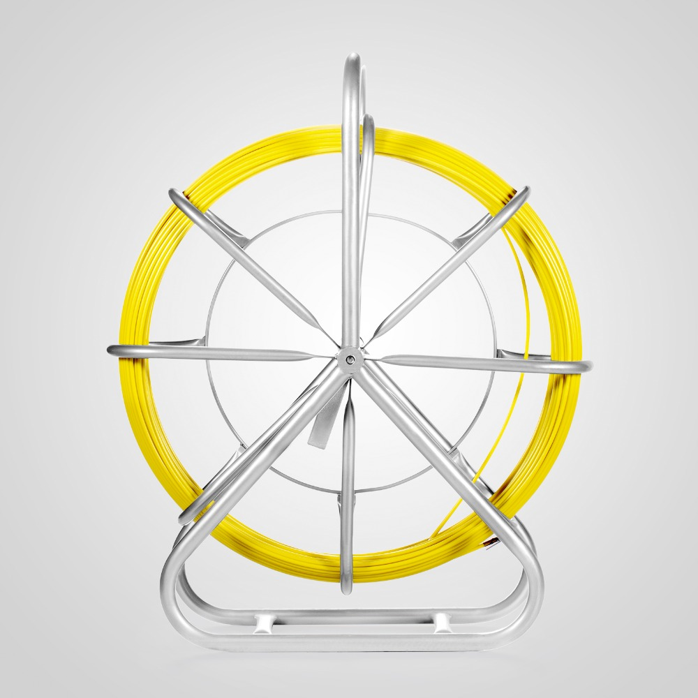 Минимальный радиус изгиба: 295 мм рыбий скотч из стекловолокна держатель для рыбы 6 мм x 425 'непрерывный канат роддер с надлежащей структурой