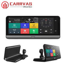 CARRVAS Car DVR  8 inch 1080P Android 5.0 GPS Navigator 1G RAM 16G ROM With Bluetooth G-Sensor Navigation 1280*480 For Skoda