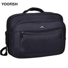 Hot sale Men Messenger Bags Waterproof Oxford Vintage Handbags Travel Shoulder
