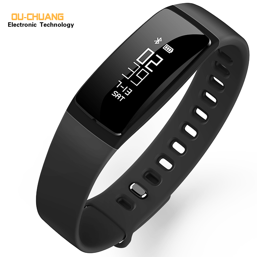 Sport Smart Wrist Watch Band Heart Rate Monitor Blood Pressure Bracelets pedomet Bracelet Fitness Tracker  For iOS Android cute love heart hollow out bracelet watch for women