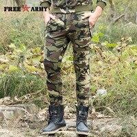2017 New Arrived Camouflage Sweatpants Casual Men Elastic Waist Trousers Sweat Pants Joggers Pants Skinny Trousers Hot MK-7293C