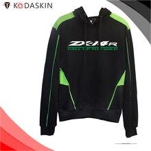 KODASKIN Men Cotton Round Neck Casual Printing Sweater Sweatershirt Hoodies for ZX-14R zx-14r