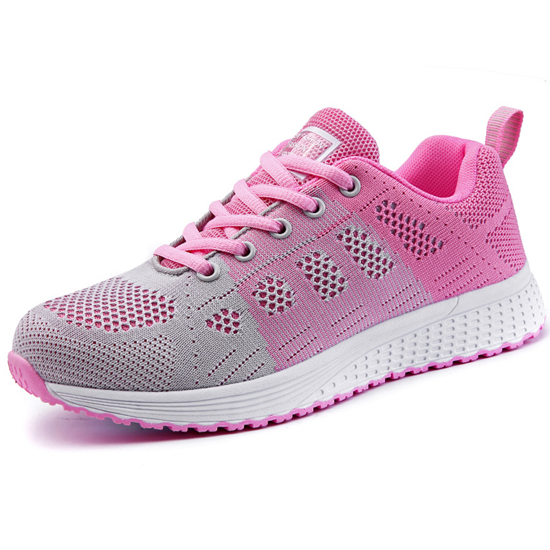 KUIDFAR  Women Shoes Zapato vulcanize shoes Women casual shoes Breathable Mesh Zapatillas Shoes For Network Casual sneakers free shipping candy color women garden shoes breathable women beach shoes hsa21