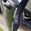 Puerta del coche guardias edge recorte para volkswagen vw polo passat b5 b6 cc golf 4 5 6 7 jetta MK5 mk6 tiguan Gol Plus Eos Scirocco escarabajo