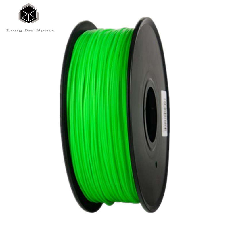 3D printer filament ABS 1.75mm / 3mm plast gummi forbrugsstoffer - Kontorelektronik - Foto 1
