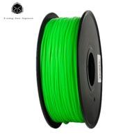 Stampante 3D Filamento ABS 1.75mm/3mm Plastica Gomma di Consumo Materiale 1Kg ABS 3D Filament Stampante Per 3D Penna