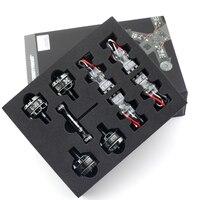 XRotor Micro 20A / 30A BLHeli Mini 4pcs ESC+ 4pcs 2205 2700KV CW CCW Brushless Motor For FPV Racing Quadcopter Hobbywing
