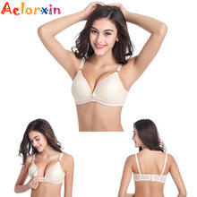 Maternity Women Nursing Bra Fashion Cotton Wire Free Women Breast Underwear Pregnant Mother Clothes Feeding Bra for Nursing New