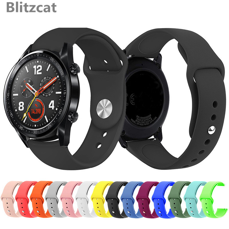 Bracelet-Band Strap Honor Watch Magic/ticwatch Replacement Silicone for Huawei GT2 46mm title=