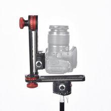 Supon Carbon Fiber panoramic head Camera Tripod Ballhead 720degree gimbal tripod Support Head for cameras camcorder