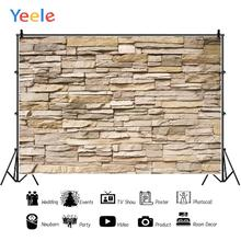 Yeele Brick Stone Wall Personalized Poster Kid Wedding Photocall Photography Backgrounds Photographic Backdrops For Photo Studio