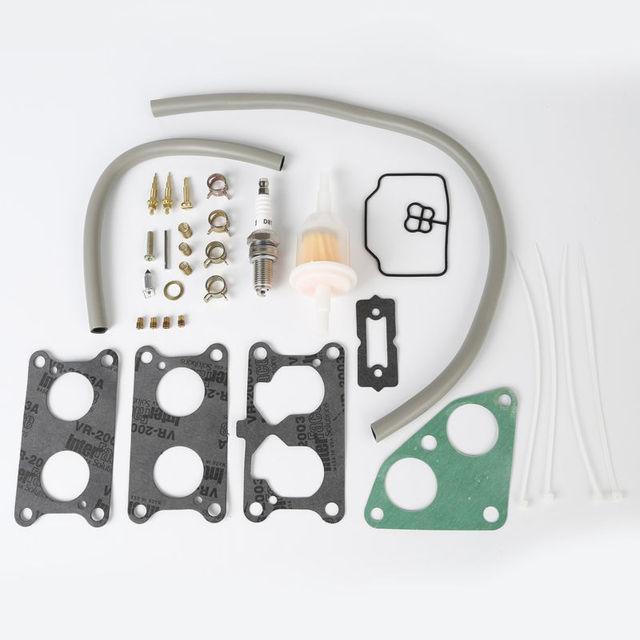 Kit de reconstruction de carburateur pour moto   John Deere Gator HPX 4X4 Trail UTV