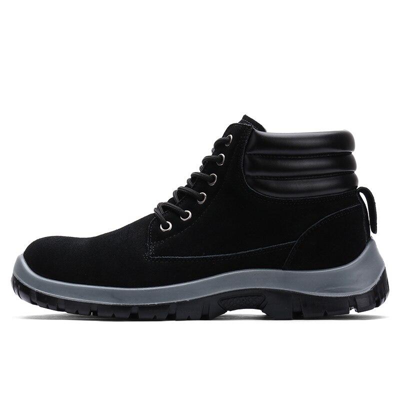 MODYF Männer Stahl Kappe Kappe arbeit Sicherheit Schuhe Outdoor Stiefeletten Mode Pannensichere Schuhe-in Arbeits & Sicherheitsschuhe aus Schuhe bei  Gruppe 2