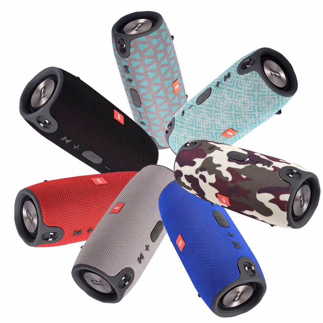 Version Wireless Best Bluetooth Speaker Waterproof Portable Outdoor Mini Column Box Loud Subwoofer Speaker Design For Phone Pc