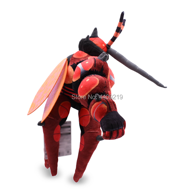 Buzzwole Plush soft Toy Stuffed Doll Baby Children Brithday Gift Collect in Movies TV from Toys Hobbies
