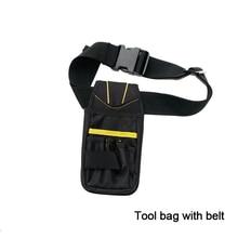 Car wrap tool bag 600D High density waterproof oxford&PVC black vinyl application WITH BELT MX-708