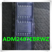 NEW 5PCS/LOT ADM2487 ADM2487E ADM2487EBRWZ SOP-16 IC