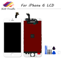 ET Super Top Quality 4 7 Inch For IPhone 6 Touch Assembly LCD Screen Rrpair Tool
