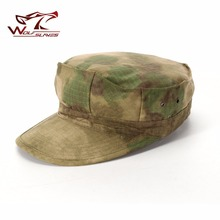 CQB Army Fans Outdoor Octagonal Cap Men Military Training Tactical Hats Fishing Hat Octagonal Cap Sunshade Cycling Cap