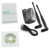 Blueway N9100 WiFi contraseña Cracking decodificador inalámbrico WiFi adaptador USB