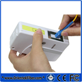 Orientek TCC-400 Limpiador De Conector de Fibra Óptica, Cinta de limpieza de hasta 500 los tiempos de limpieza