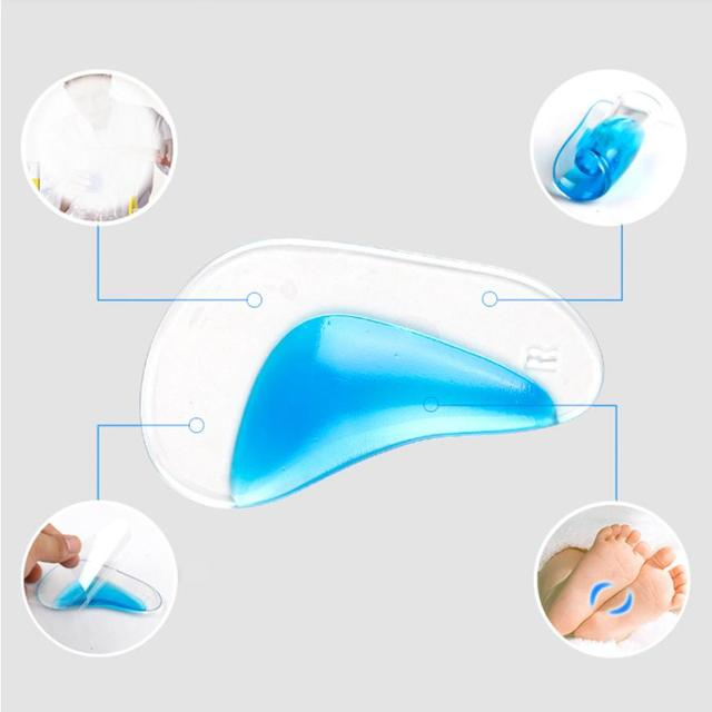 Infants Foot Insoles Correction 2