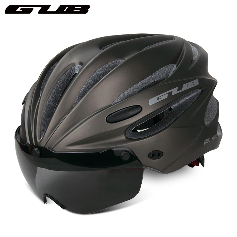 GUB ultralight bicycle PC lenses goggles helmet cap Mountain road bike racing cycling mtb helmet bland evade safety sport helmet high precision mould manufacturers plastic injection mold making